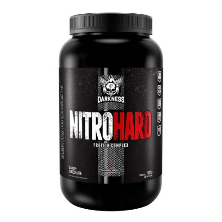 NITRO HARD INTEGRALMÉDICA - 900G