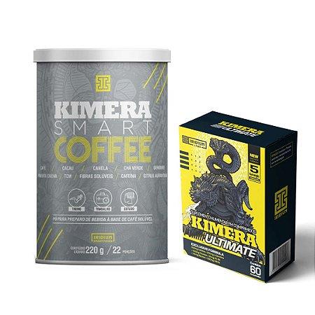KIT IRIDIUM 1 - KIMERA COFFEE 220G + KIMERA ULTIMATE 60 CAPS