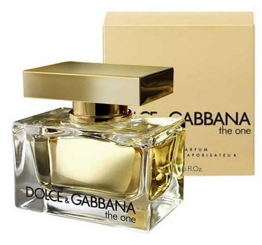 Dolce & Gabbana The One Feminino EDP 75ml