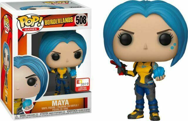 Funko Pop Borderlands: Maya #508 E3 2019 Exclusive