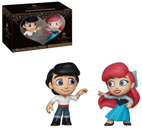 Funko Mini Disney Princess Couples: Little Mermaid (Pequena Sereia)
