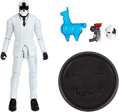 McFarlane Toys Fortnite Wild Card Black (Preto) Premium Action Figure de 15cm