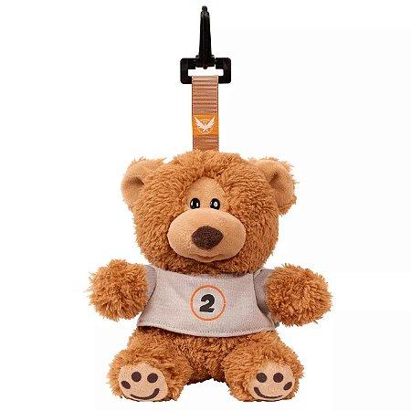 The Division 2 TOMMY THE TEDDY BEAR de 15cm (Ursinho de Pelúcia com chaveiro)