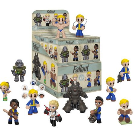 Funko Mystery Minis - Fallout Collection