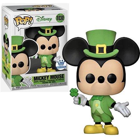 Funko POP Disney: Lucky Mickey Mouse Funko Shop Exclusive #1030
