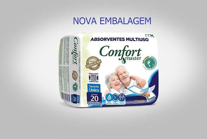 Absorvente Geriatrico Confort Master 20 unidades