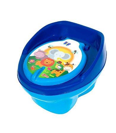 Troninho Styll Baby Musical- Azul