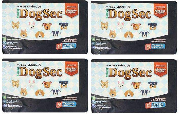 Tapete Higiênico Pet Dog Sec-60 unidades
