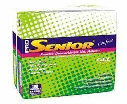 Fralda Geriatrica Pro Senior Confort  G 30 unidades