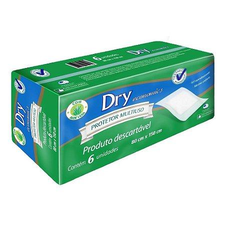 Protetor Multiuso Descartável-Masterfral Dry c/6 unidades