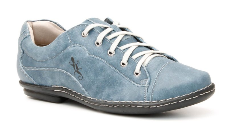 Sapato Feminino em couro Wuell Casual Shoes - Tiradentes - MA 5800 - stone