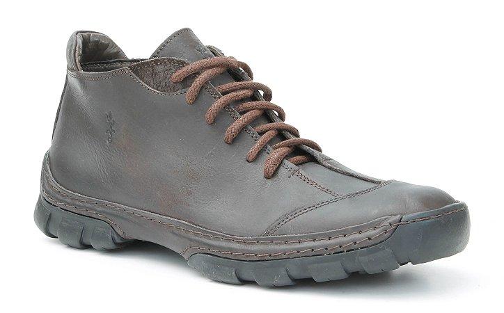 Bota Masculina Wuell Casual Shoes - Caraça - Monterey 90 - café