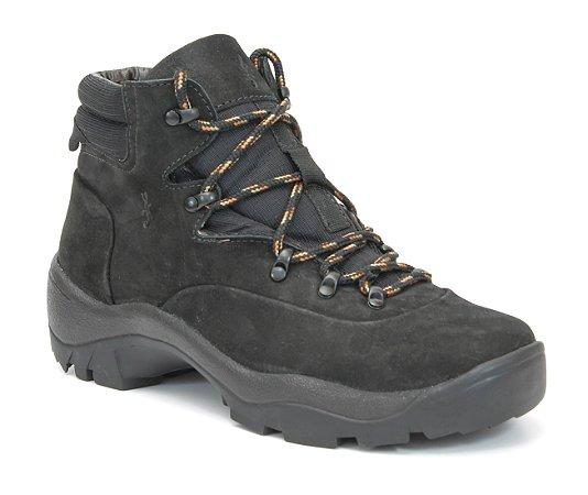 Bota de Trekking em couro Wuell Casual Shoes - Tambo - 10 - preta