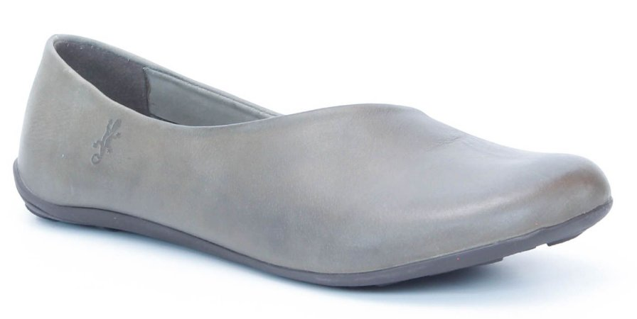 Sapatilha feminina em couro Wuell Casual Shoes - SISA - 075621 - oliva
