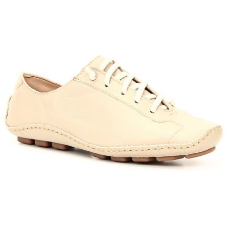 Sapatenis Feminino Wuell Casual Shoes - Classic - Madri 320 -  marfim