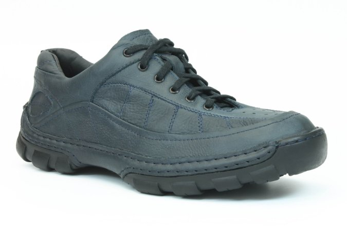 Sapato Masculino Wuell Casual Shoes - Men - Monterey 40 - azul