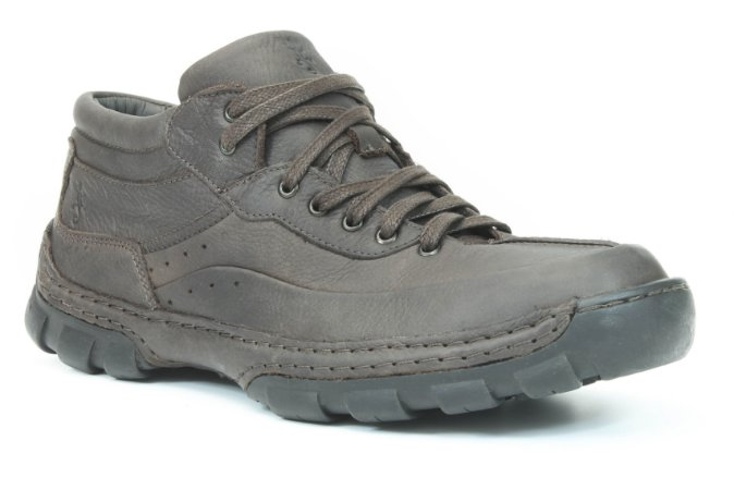 Bota Cano baixo Masculina Wuell Casual Shoes - Men -  Monterey 10 - marrom