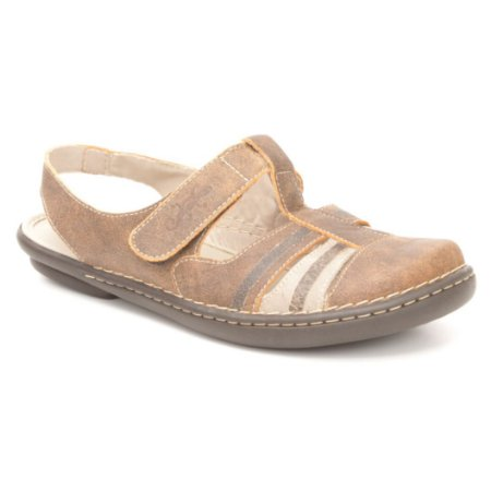 Sapato Feminino em couro Wuell Casual Shoes - Castelo - JMA 1802 - laranja