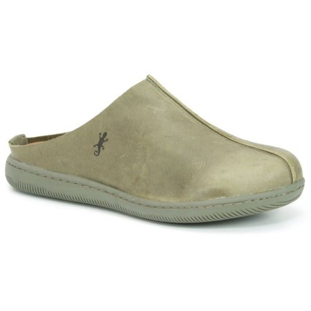 Babuch feminina em Couro Natural Wuell Casual Shoes - VC 74180 –  verde