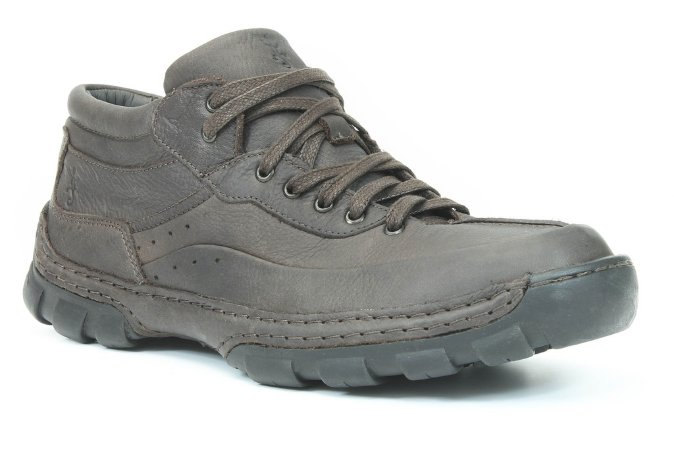 Bota Cano baixo Masculina Wuell Casual Shoes -  Monterey 10 chocolate