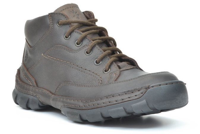 Bota cano alto masculina  Wuell Casual Shoes - Monterey 30 - chocolate