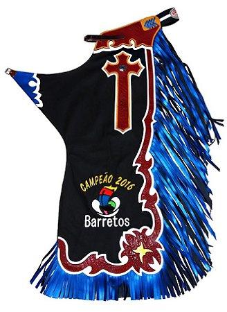 Kit Calça e Colete Personalizado Campeão Barretos 2016