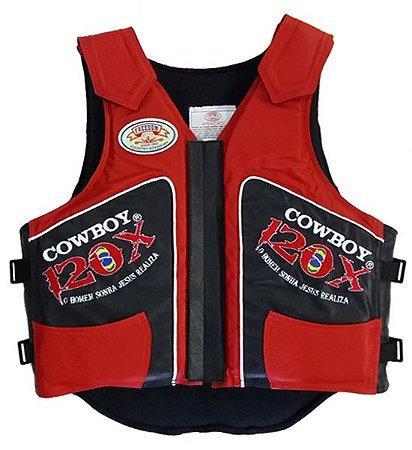 Colete de Montaria Personalizado Cowboy 120x