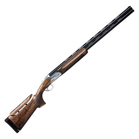Espingarda Huglu Clay Shooting HT-14 Silver Calibre 12GA