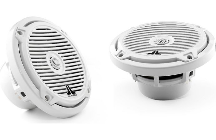 Alto Falante Marinizado 6.5 Polegadas JL Audio MX650-CCX-CG-WH