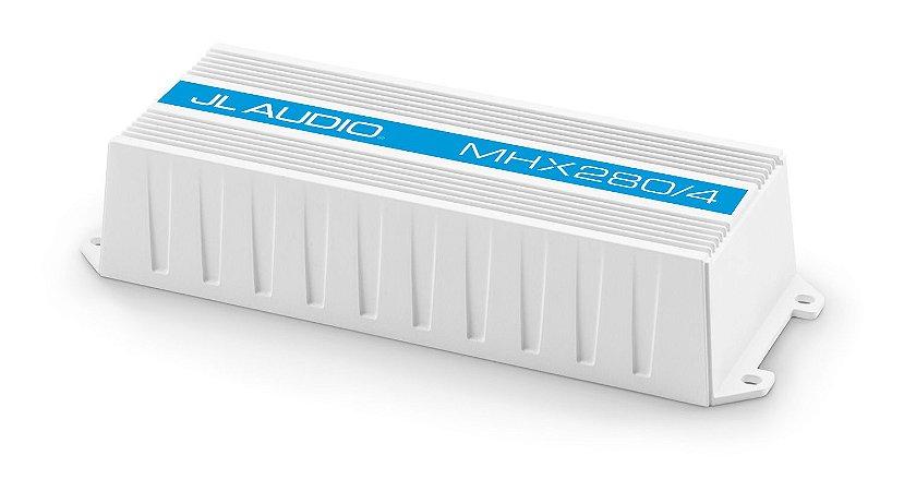 Amplificador Marinizado 4 Canais JL Audio MHX280/4