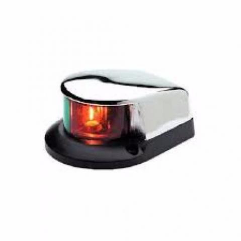 Luz De Navegação Bicolor Bombordo Boreste Proa 12v Seachoice 5021