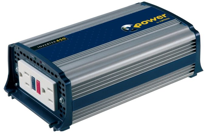 Inversor De Energia Xantrex Xpower 12V 450W
