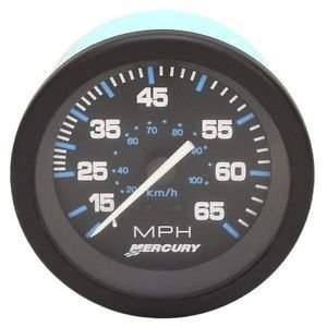 Relógio Mph (milhas Por Horas) Mercury 79-859677-a1