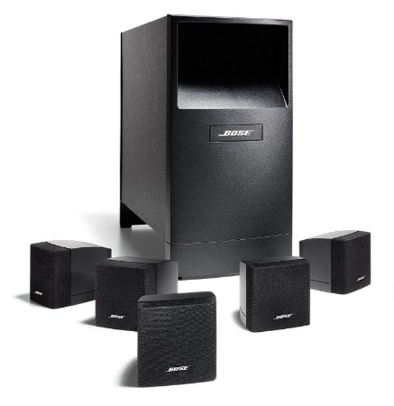 Home Theater Bose Acoustimass 6 serie V