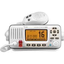 Icom Ic-m324 Rádio Marítimo Fixo/móvel 25w Vhf Branco