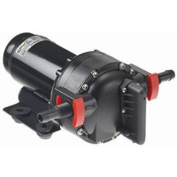 Bomba Pressurisada Johnson Pump 5.2gpm 12v Joh-10-13405