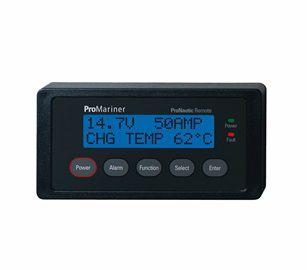 Display Digital Para Carregadores de 50/60A Pro Nautic PRM-63100