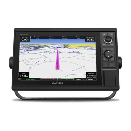 GPS Sonar Garmin GPSMAP 1222XSV Com Transducer