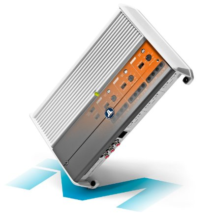 Amplificador Marinizado 6 Canais 24V JL Audio M600/6