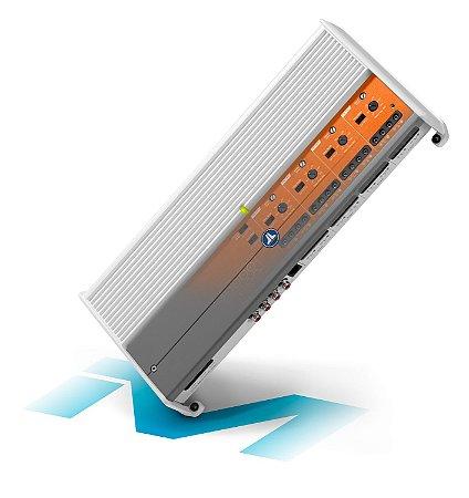 Amplificador Marinizado 8 Canais JL Audio M800/8v2 24V