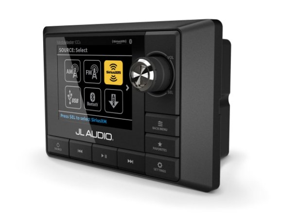 Media Player Marinizado JL Audio MediaMaster MM100s-BE