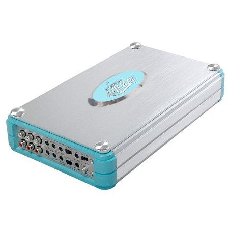Amplificador Marinizado 8 Canais x 300W Lanzar AQA830BTSL