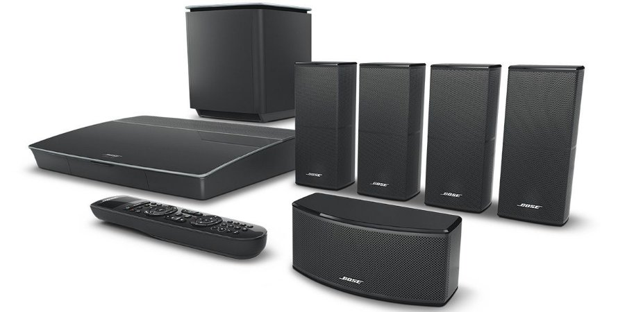 Home Theater Bose Lifestyle 600 Wireless HDMI 4K