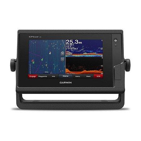 GPS Sonar Garmin GPSMAP 722xs 7 Polegadas TouchScreen