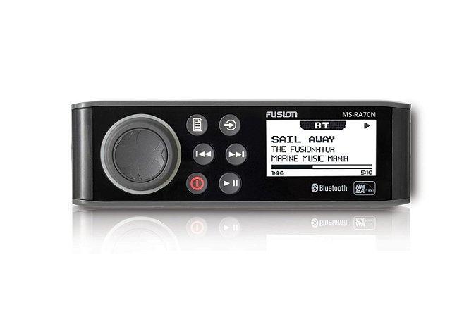 Media Player Marinizado Fusion MS-RA70NSX