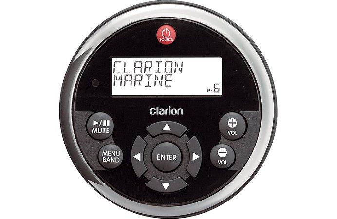 Controle Remoto Marinizado com Fio Clarion MW1