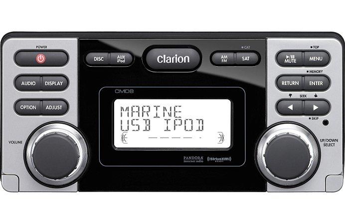 Media Player Marinizado Clarion CMD8