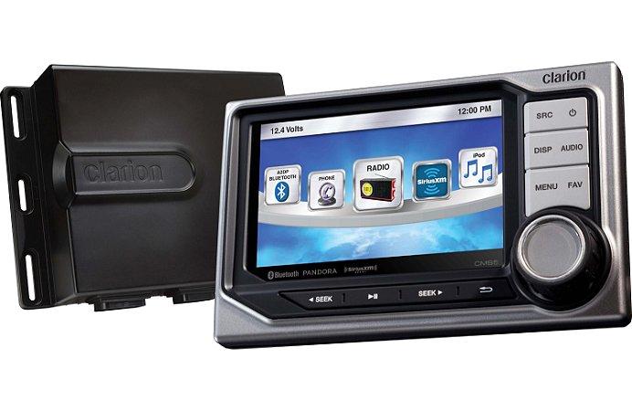Media Player Marinizado Clarion CMS5 Bluetooth TouchScreen