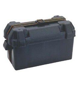 Caixa Protetora em Plástico Para Bateria Grande AttWood