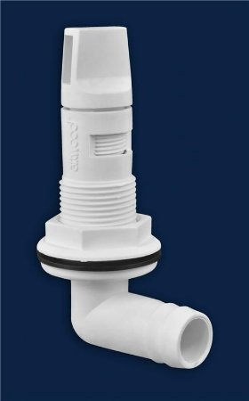 Ponteira Spray AjustávelAerador Em L 90° AttWood A-4125-1